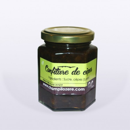 Confiture de cèpes